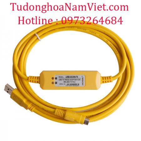 Cáp lập trình USB-SC09-FX+