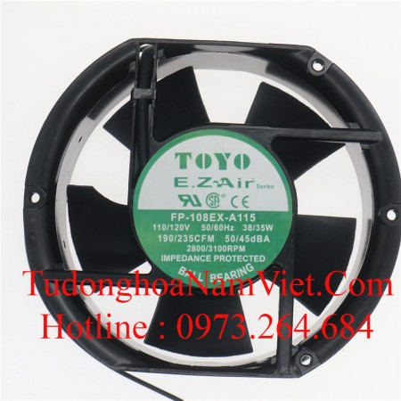 Quạt TOYO FP-108EX-A115